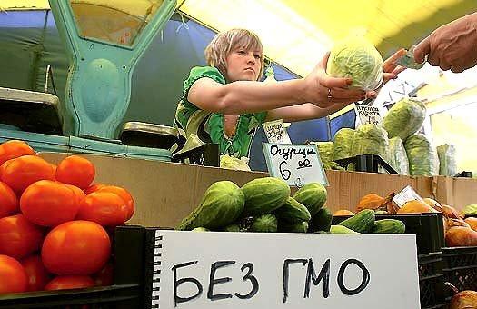 Поради, як вибрати продукти без ГМО