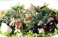 Салат з морською капустою