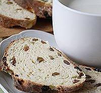 Домашній хліб «Сирний».