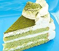 Десерт «Зелені листочки»