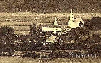 Легенда про село Петриків