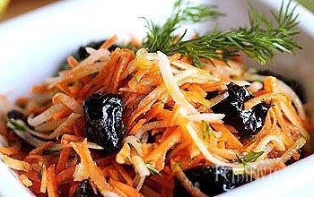 Овочевий вітамінний салат « Весняний»