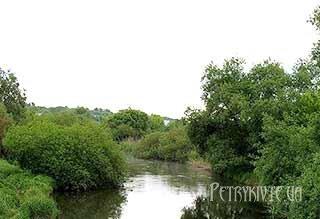 Легенда про річку Серет