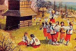 Українські традиції, прикмети, прислів'я про жовтень