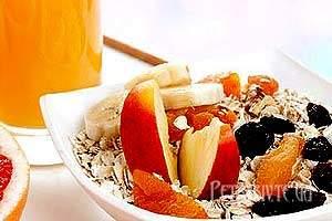 Користь і шкода сухих сніданків