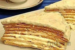 Торт Коктейль Парижу