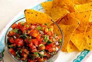 Мексиканський соус сальса