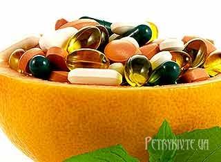Як правильно приймати вітаміни